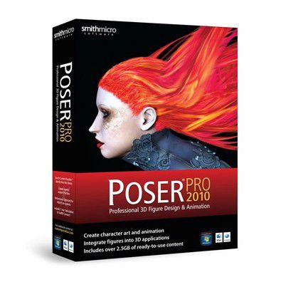 Smith Micro Poser Pro 2010 (Win x32/x64) (EN)