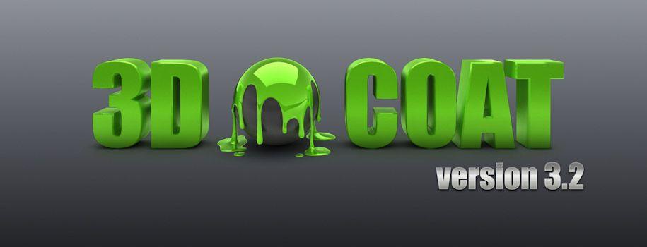 Pilgway 3D-Coat 3.2 (Win x32/64) (RU/EN) 2010
