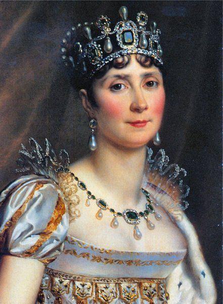 фото жозефины жены наполеона