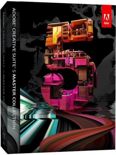 Adobe Creative Suite 5 - Master Collection (Eng) 2010