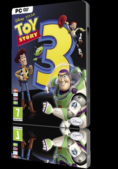 История игрушек: Большой побег / Toy Story 3 - The Video Game (ENG/RUS) [Repack]