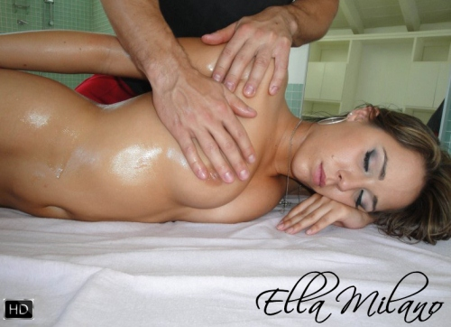 Massage Creep: Ella Milano (2010) HDV 720p