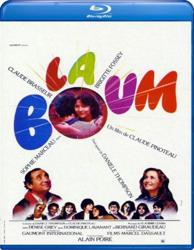 Бум / Вечеринка / La Boum (1980) BDRip 720p