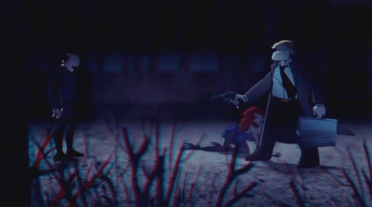 Изображение для Буги-Вуги / Boogie El Aceitoso (2009) [2009 г., анимационный фильм, Anaglyph, red