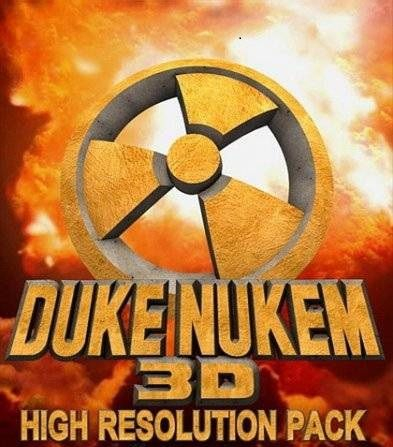 Duke Nukem 3D Polymer HRP 4.2 (3D Realms) (ENG+RUS) (2010) [P]