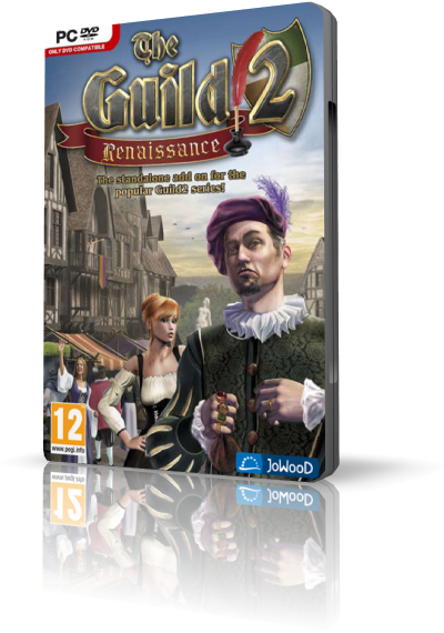 The Guild 2: Renaissance (JoWooD Entertainmen​t) (RUS) [P]
