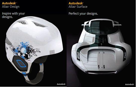 Autodesk Alias Suite 2011 x32 x64 (Win&Mac) (2010)