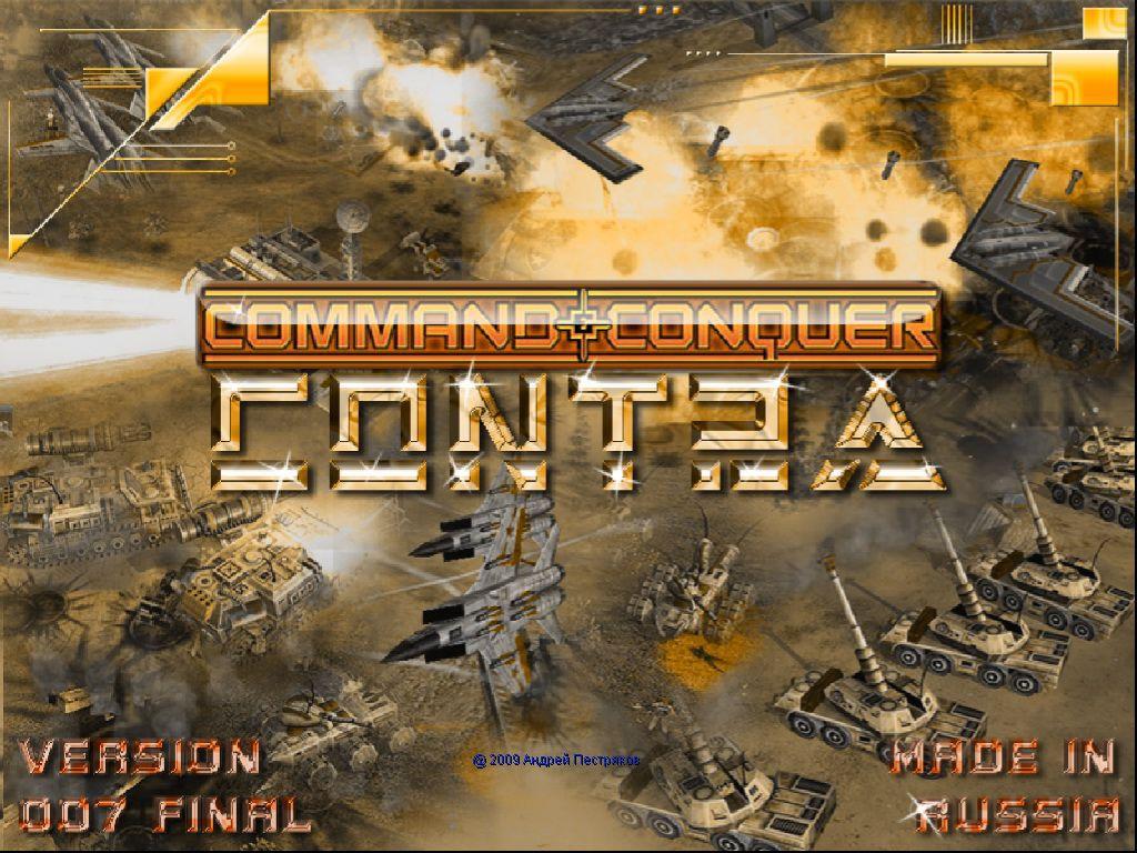 (RUS amp; ENG) Command amp; Conquer: Generals Mideast Crisis (RUS) Comman.