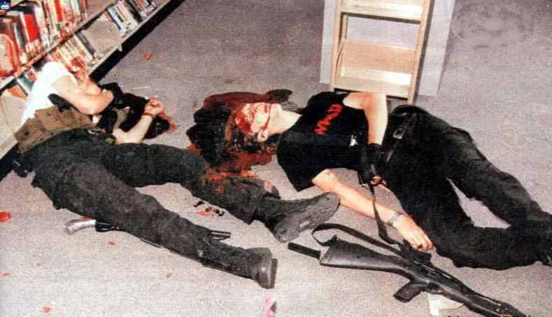 columbine basement tapes los asesinos de columbine muertos en la