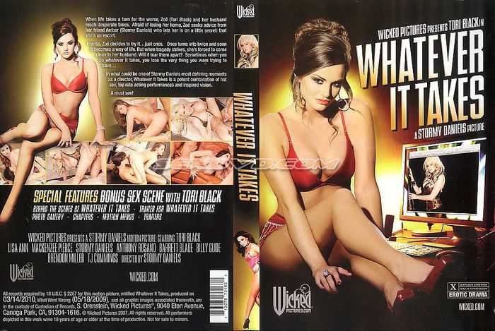 ����� ����� / Whatever It Takes (2010) DVDRip