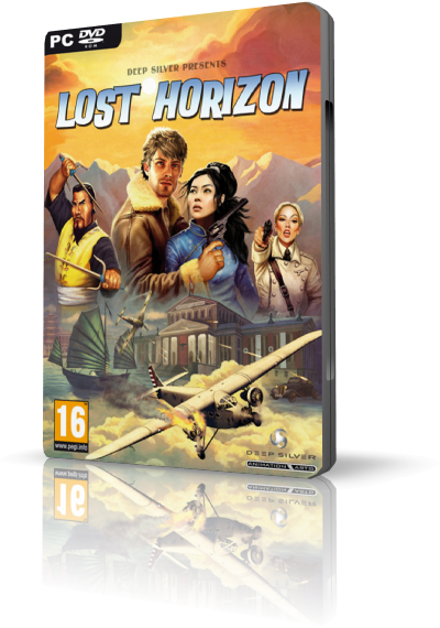 Lost Horizon (Animation Arts) (ENG) (L)