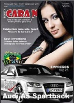 ecdfc0aa9f06a7cc3962e0992db96e5e Download   Revista : Revista Cara Nova nº5 (2010)