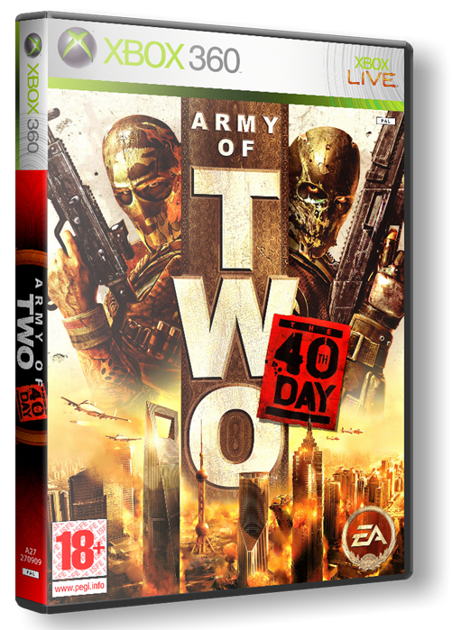 ARMY OF TWO 40th DAY (RF) C2c4063c49c0ed51bfd62a7a4aad246e