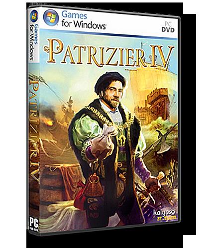 Patrician IV (Kalypso Media) (RUS) [P]