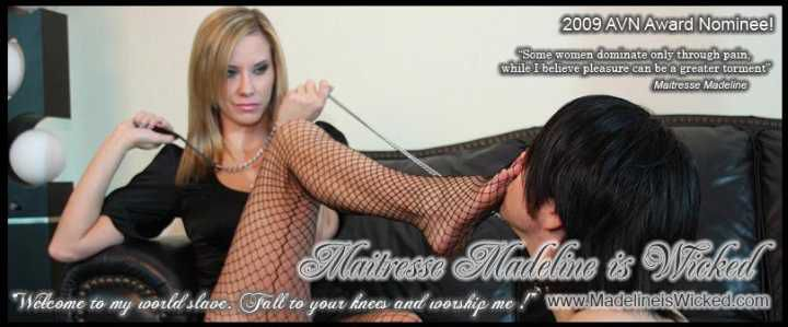 With maitresse madeline tease and denial