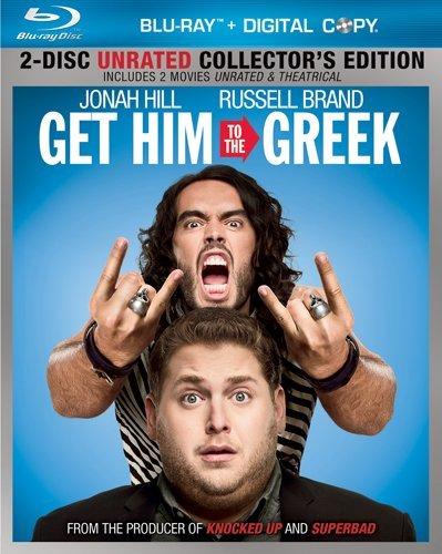Побег из Вегаса / Get Him to the Greek (Николас Столлер / Nicholas Stoller) [2010, комедия, BDRip, 720p] [Расширенная версия / UNRATED] DVO