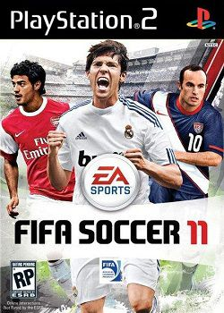 gamesps2 Download   Jogo FiFA 2011 PS2 (2010)