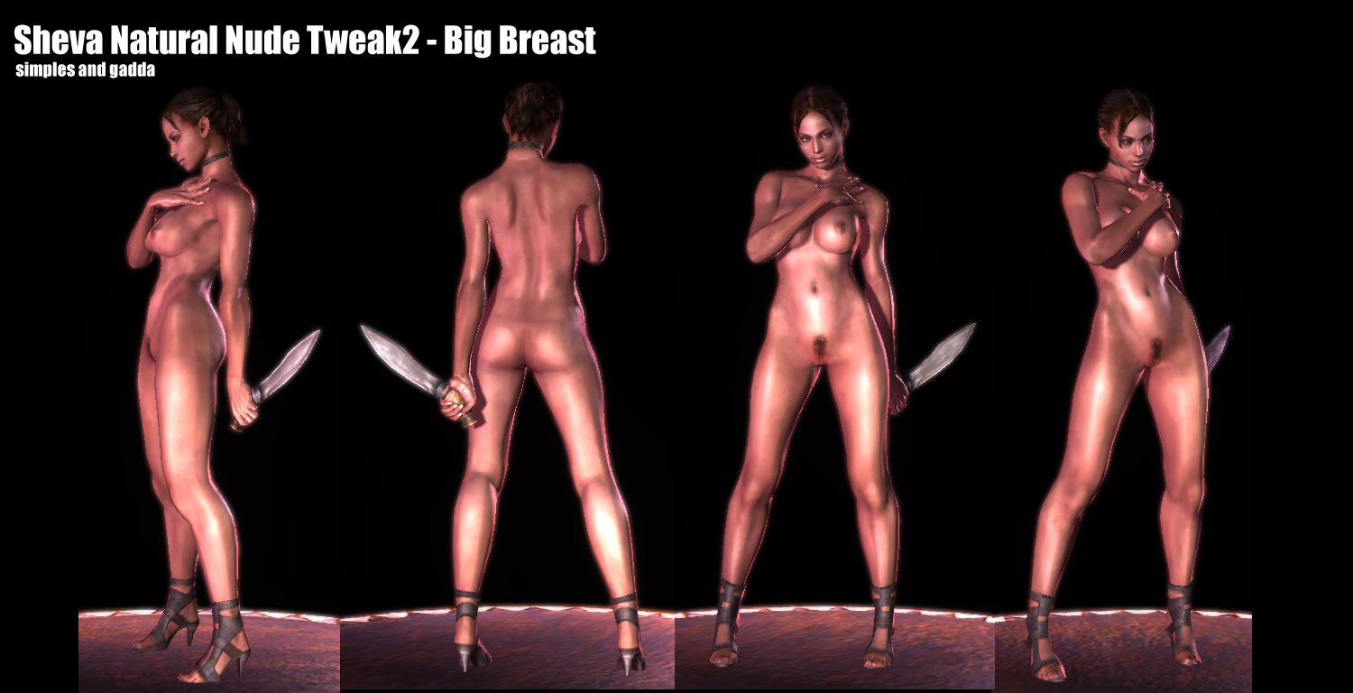 Resident evil 5mods nude xxx video