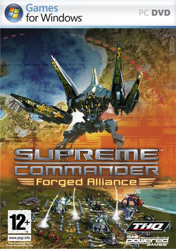 [Mods] 18 модификаций для Supreme Commander - Forged Alliance