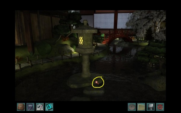 Прохождение игры Нэнси Дрю: Тень у воды