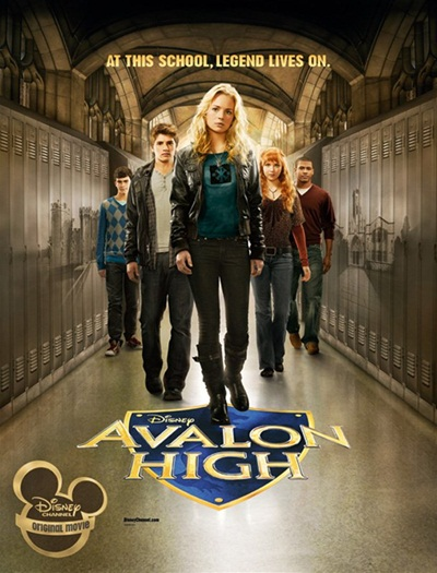 Школа Авалон / Avalon High (2010/HDTVRip)