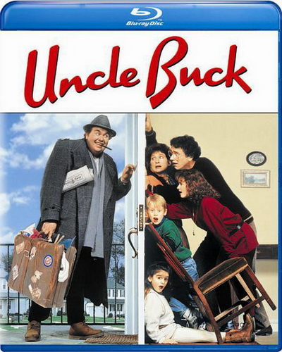 Дядюшка Бак / Uncle Buck (1989) BDRip 720p