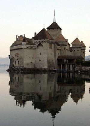Шильонский замок (Швейцария)