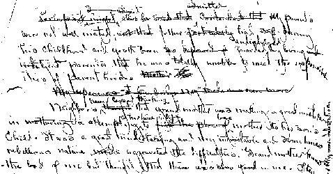 10 самых ужасных почерков