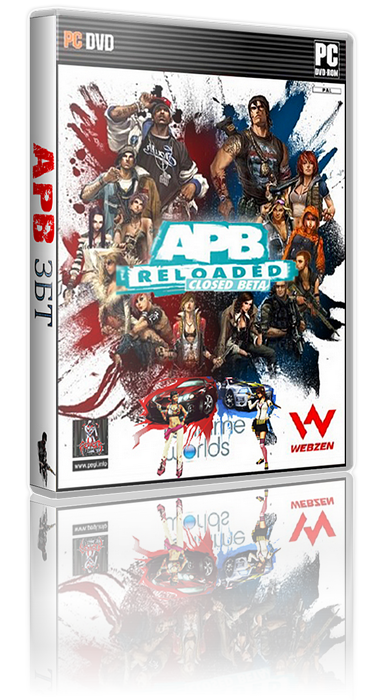 APB: Reloaded (Electronic Arts / K2 Network) (RUS|ENG) [ЗБТ]