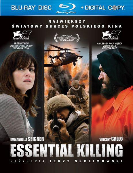 Необходимое убийство / Essential Killing (2010/HDRip)