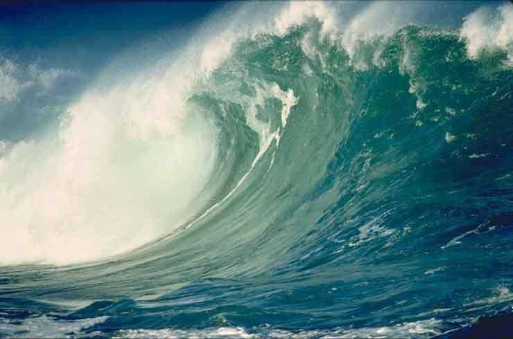 Немного о цунами
