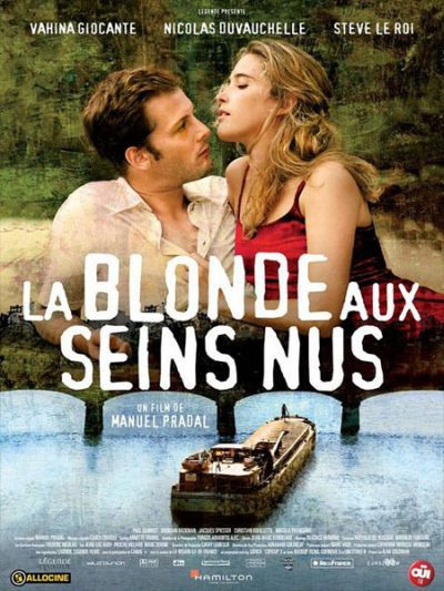 Блондинка с обнаженной грудью / La blonde aux seins nus / The Blonde with Bare Breasts (2010/DVDRip)