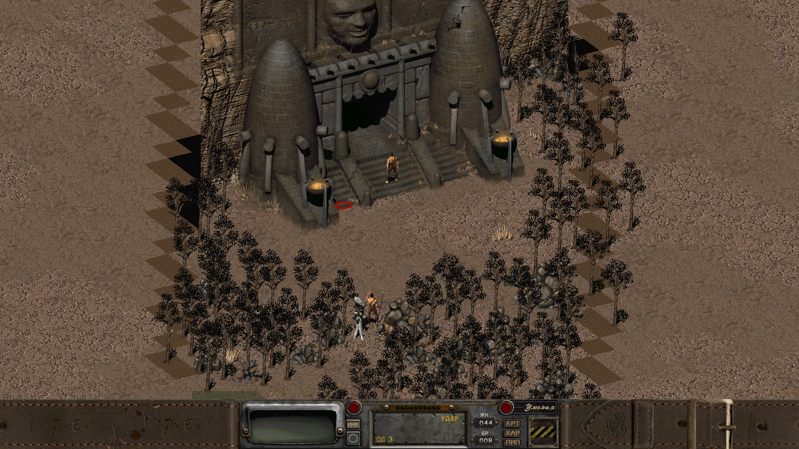 A new major version of the Fallout 2 high resolution patch has