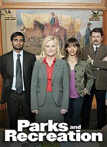 Парки и Зоны Отдыха / Parks and Recreation (2011) HDTVRip - 3 сезон
