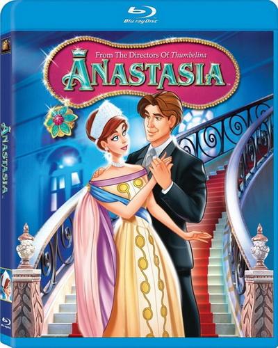 Анастасия / Anastasia (1997) BDRip 720p + 1080p