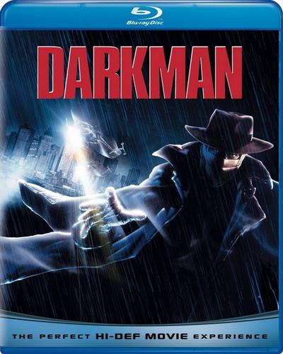 Человек тьмы / Darkman (1990) BDRip 720p