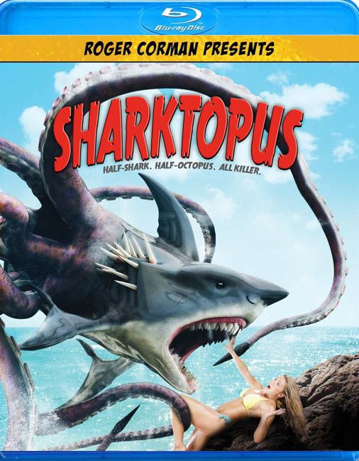 Акулосьминог / Sharktopus (2010/SATRip/HDRip/1400Mb/DVDRip/700Mb)