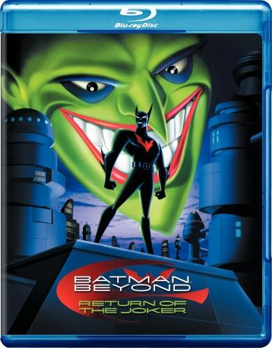 Бэтмен Будущего: Возвращение Джокера (Оригинальная, нецензурированная версия) / Batman Beyond: Return of the Joker (The Original, Uncut Version) (Курт Геда / Curt Geda) [2000, Мультипликация, фантастика, комикс, BDRip 1080p] DUB + rus sub торрент скачать