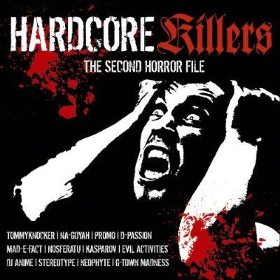 (Hardcore) VA - Hardcore Killers - The Second Horror File - 2011, MP3, V0