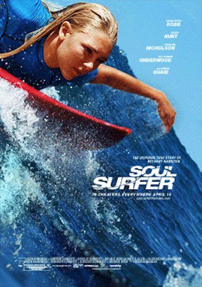 Серфер души / Soul Surfer (2011/CAMRip/700Mb)
