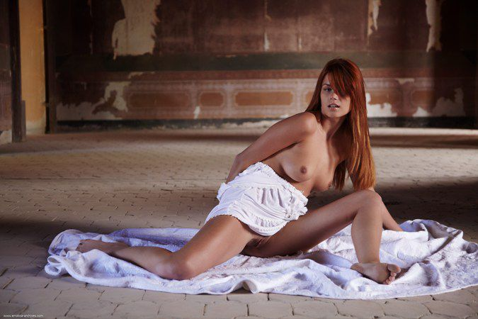������� Errotica-Archives. Kami - Rumelka - � ���� ��� ��������