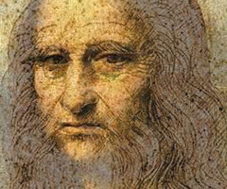 Немного о Леонардо да Винчи!