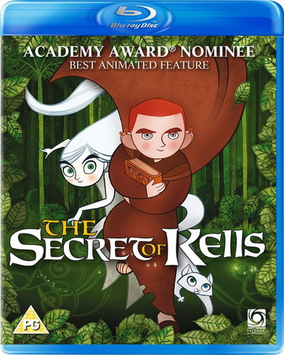 Тайна Келлc / The Secret of Kells (2009) BDRip 720p