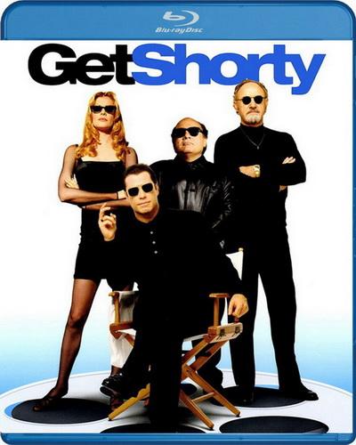 Достать коротышку / Get Shorty (1995) BDRip 720p + 1080p
