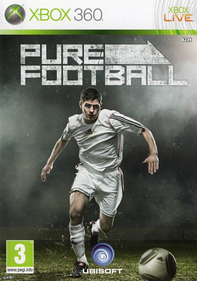 [XBOX360] Pure Football [2010/RUS]