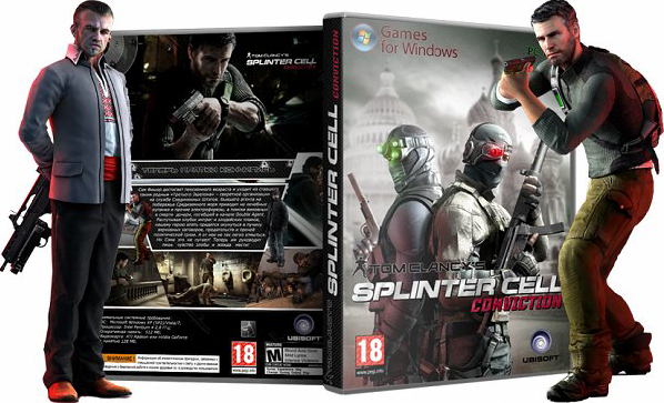 Tom Clancy's Splinter Cell: Conviction (2010) PC