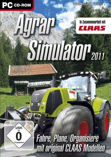 Cимулятор агронома 2011 / Agrar Simulator 2011 (2010) PC