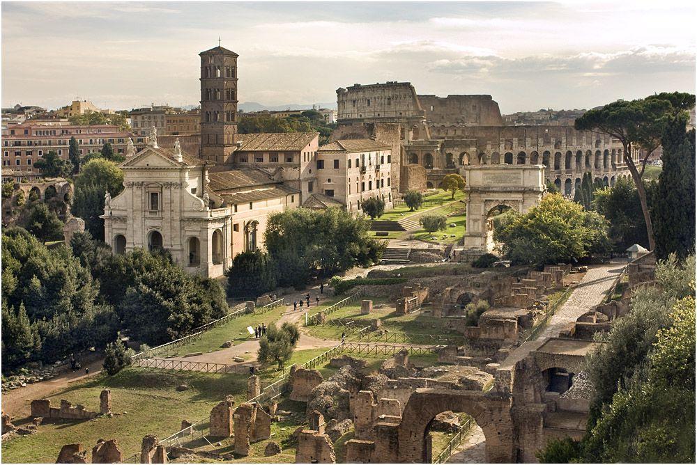 Rom / Рим