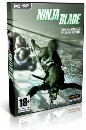 Ninja Blade (2009) PC | Lossless RePack