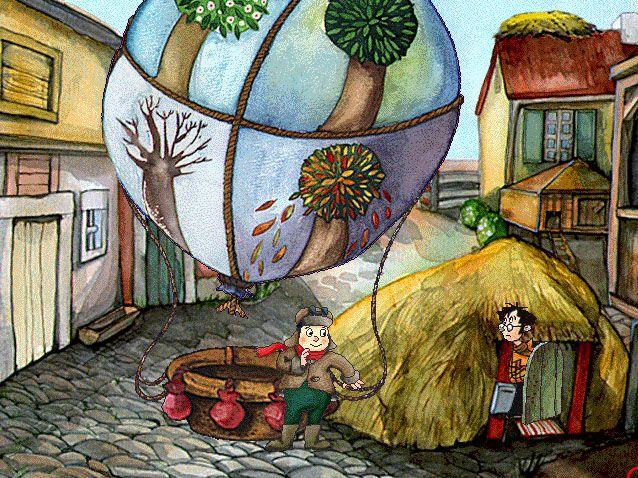 Оскар-путешественник: Приключения на ферме